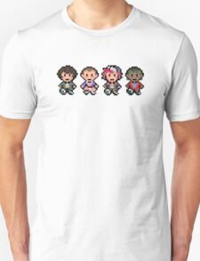 STRANGER THINGS PIXEL Unisex T-Shirt
