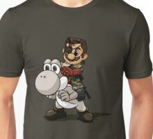 Mario - Demon Mario Unisex T-Shirt