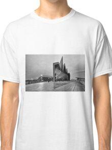 Glasgow Riverside Transport Museum Classic T-Shirt