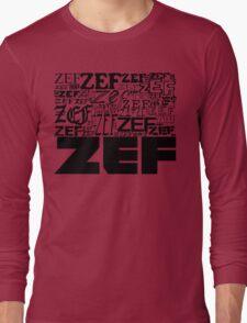ZEFZEFZEF Long Sleeve T-Shirt