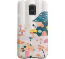 Mushroom Euphoria Samsung Galaxy Case/Skin