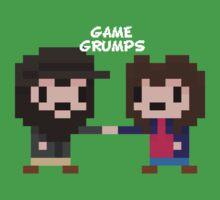 8-bit Game Grumps Fistbump Kids Tee