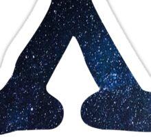 I Want to Believe - Stars Sticker