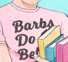 Barbara Stranger Things - Barb Sticker
