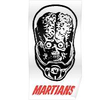 Mars Attacks Martians! Poster