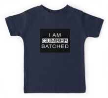 I Am Cumberbatched Kids Tee