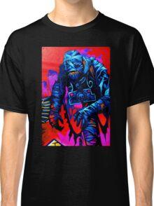 Found Mummy Graffiti Classic T-Shirt