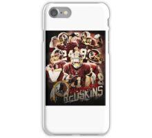 Washington Football Team Sports Art Kirk Cousins Jackson Norman iPhone Case/Skin