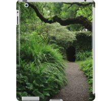 The secret garden iPad Case/Skin