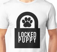 Locked Puppy Unisex T-Shirt