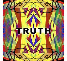 Truth Photographic Print