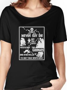 The Goonies Women's Relaxed Fit T-Shirt