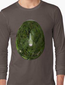 easter egg daisy Long Sleeve T-Shirt