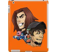 Game Grumps Heads iPad Case/Skin