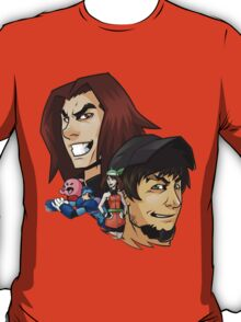 Game Grumps Heads T-Shirt