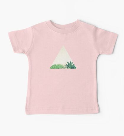 Succulent Forest Baby Tee