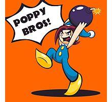 Game Grumps Arin Poppy Bros Photographic Print