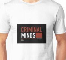 Criminal Minds Title Unisex T-Shirt