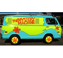 Those Meddling Kids Photographic Print