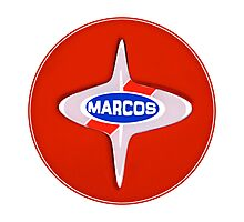Marcos Vintage Cars Photographic Print
