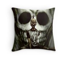 Chairman Netero  Throw Pillow