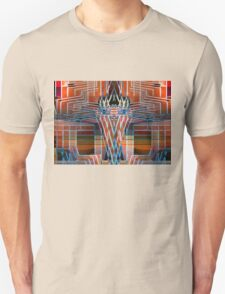 Native Indian Owl - Oil painting Unisex T-Shirt
