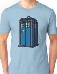 Public Call Box Unisex T-Shirt