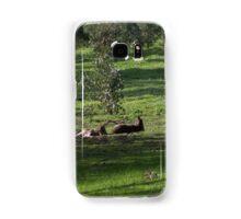 Kangaroos Eltham Victoria Australia 20160802 7263  Samsung Galaxy Case/Skin