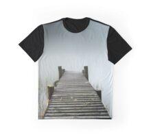 Loch Ard Jetty Graphic T-Shirt
