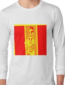 Unique Urban Design Long Sleeve T-Shirt