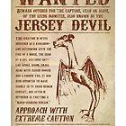 Jersey Devil by Del Parrish