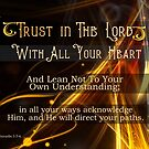 Trust In The Lord by Patricia Howitt