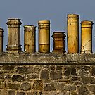 Chimney pots by collpics