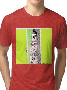 Unique Urban Design  Tri-blend T-Shirt