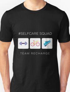 Self Care Squad - Team Recharge Unisex T-Shirt