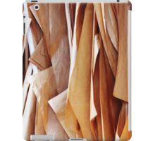 Paper sheets iPad Case/Skin