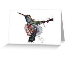 Oiseau Greeting Card