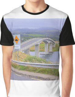 Harry Blaney Bridge...................................Ireland Graphic T-Shirt