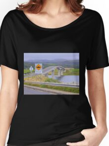 Harry Blaney Bridge...................................Ireland Women's Relaxed Fit T-Shirt