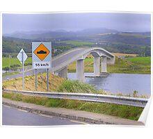 Harry Blaney Bridge...................................Ireland Poster