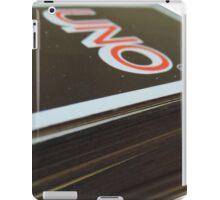 UNO iPad Case/Skin