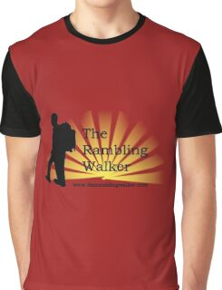 The Rambling Walker Graphic T-Shirt