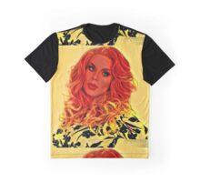 Red Katya  Graphic T-Shirt