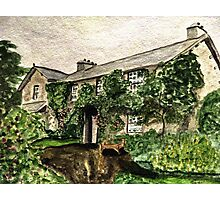 Hilltop, Beatrix Potter's Farmhouse Photographic Print