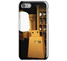Robot Response Ready iPhone Case/Skin