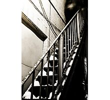 Limbo Photographic Print