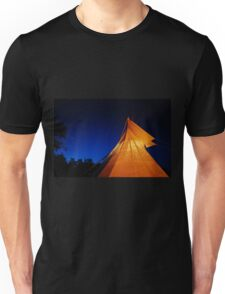 My Tipi At Dusk Unisex T-Shirt