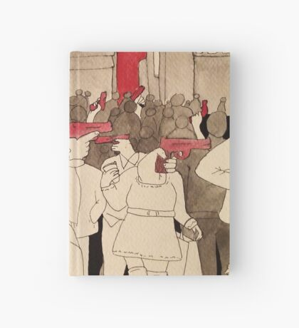 Safety Hardcover Journal
