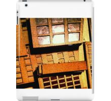 Facades in Progress iPad Case/Skin