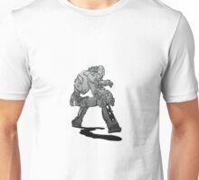 Fantasy Robot Unisex T-Shirt